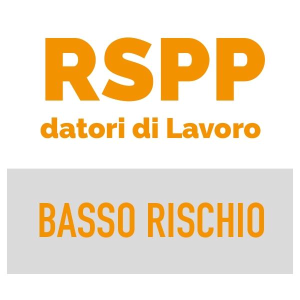 RSPP Basso rischio